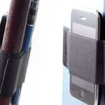 Journal Bandolier for Smart Phone / cell phone