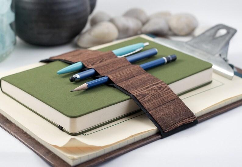 Pencil case alternative // woodgrain // a better pencil case image 0