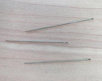 Bookbinding needles