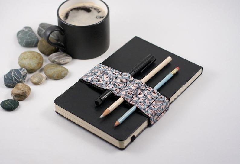 Journal Bandolier // petal // a better pencil case journal image 0