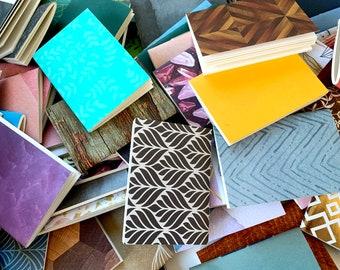 Wee Notebooks! (great stocking stuffer)