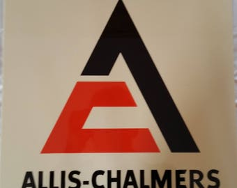 old allis chalmers signs