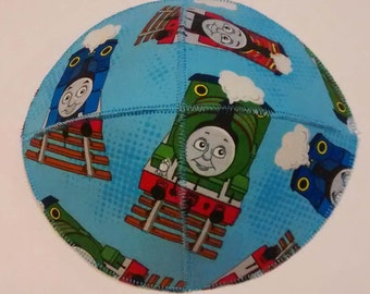 Thomas and Friends Saucer Kippah Yarmulke Tank Engine Trains