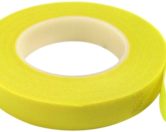 Darice Craft Supply - Colored Floral Tape YELLOW