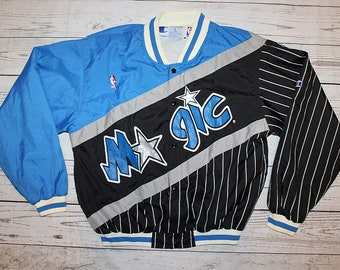 5c5b2eb6158 Orlando Magic Vintage Champion Warm Up Jacket. radvintage