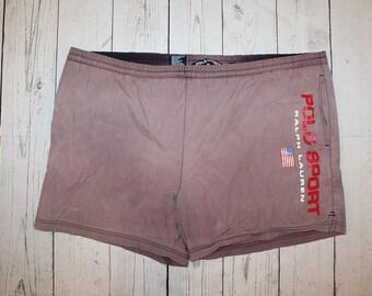 2912b6cd89 Polo Sport Vintage Swim Trunks Shorts