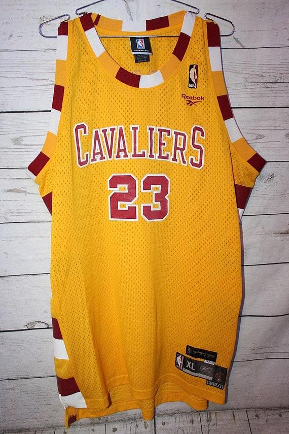 Cleveland Cavaliers Lebron James Vintage Reebok Basketball   Etsy