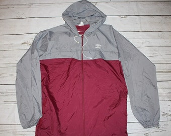 Vintage UMBRO Windbreaker Jacket