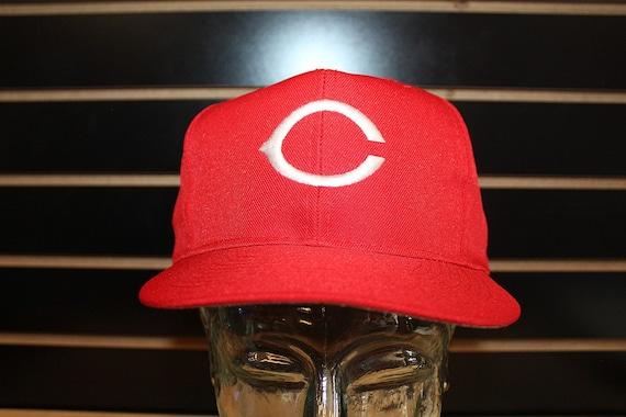 Vintage Cincinnati Reds Snapback Hat
