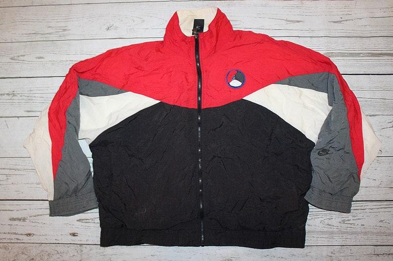 2cb88d5377e1 Nike Jordan 8 Vintage Windbreaker Jacket