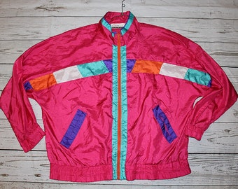 Vintage Windbreaker Jacket