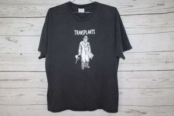 The Transplants Vintage Retro Unisex Mens Womens C