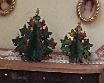 Two  tiny xtram trees