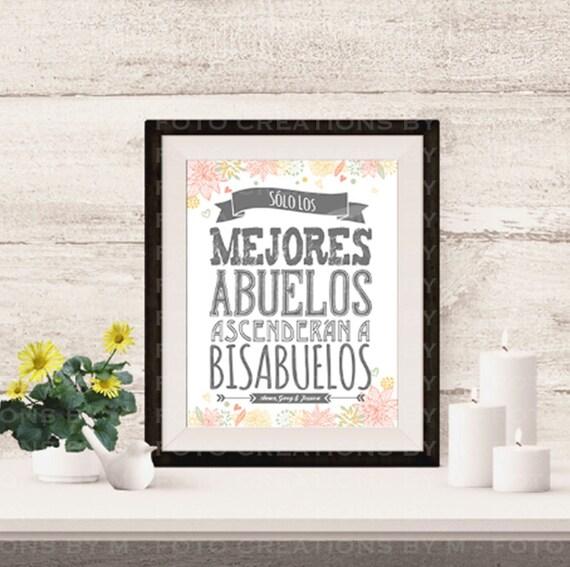 Solo Los Mejores Abuelos Ascenderan A Bisabuelos Spanish