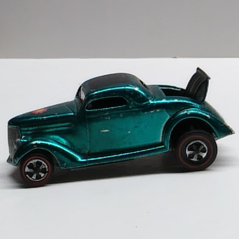 35074048f Hot Wheels Redlines 36 Classic Ford Coupe Toy Collectible | Etsy