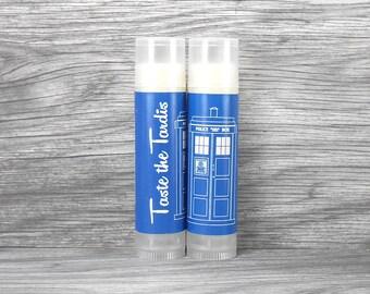 Doctor Who Tardis Lip Balm