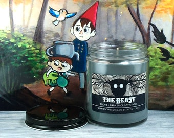 The Beast - Smoke and Spices Soy Candle