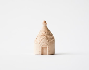 Selling Out Permanently! Italian Trullo Architecture - Ceramic clay house by Artisanie Europe