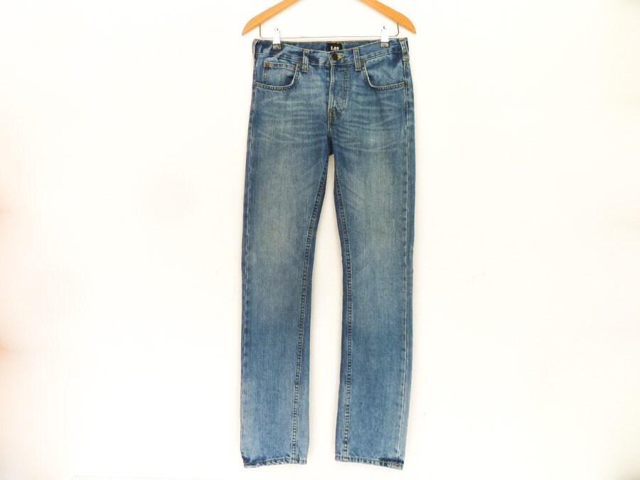 8233765194cf9 Vintage Lee Womens Jeans Pants   Blue Jeans   Denim   Trousers