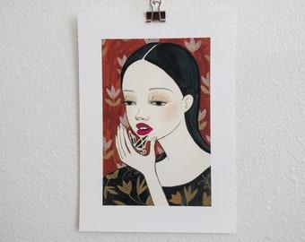 Whisper (mini print)