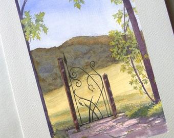 Gateway to Dreams Card