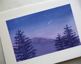 Shooting Star! Card