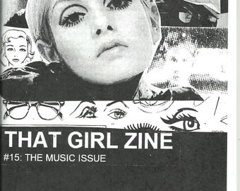 That Girl Zine 15