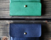 Artemis Leatherware Hand Stitched Leather Wallet