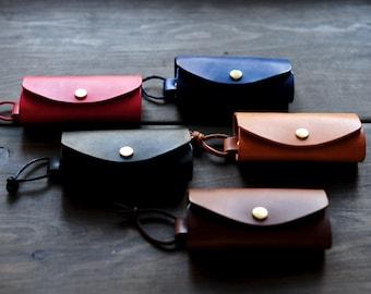 Artemis Leatherware Handmade Leather Key Holder/ Key Chain