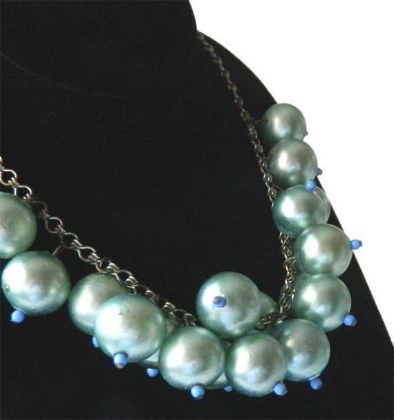 Vintage 1930s Bauble Necklace
