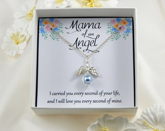 Loss of Parents Sister Brother Husband Personalized GOLD Sympathy gift Remembrance Handmade 24ct Gold925-silver jewelry Baby loss