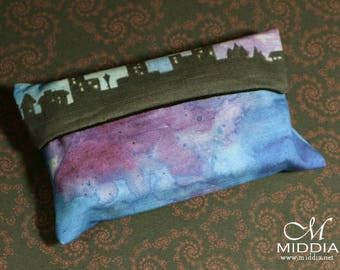 Tarot Pouch Colorful Fog case pocket