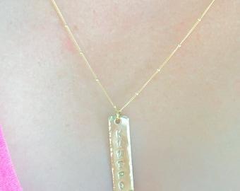 Ku'uipo Necklace, Hawaiian Necklace, Hawaiian Jewelry, Sweetheart Necklace, Natashaaloha