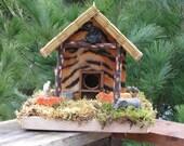 Jungle Hut House