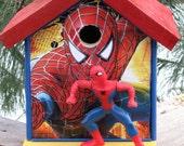 Spiderman House