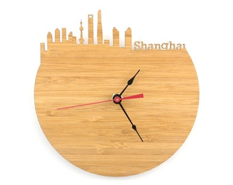 Clock - Shanghai - Shanghai, China Clock