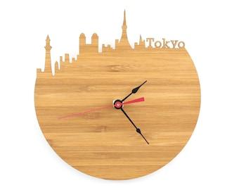 Tokyo Modern Wall Clock