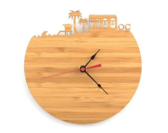 Clock - Orange County - OC, California Clock