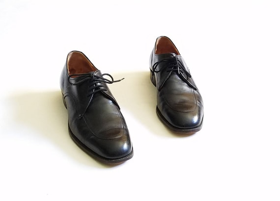 f9a828a97869 Vintage Mens 11 Tie Bostonian Oxford Brogues robe classique   Etsy