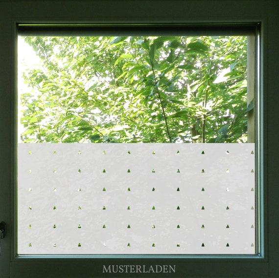 Fensterfolie Buro Sichtschutz Fenster Ordination Glastur Etsy