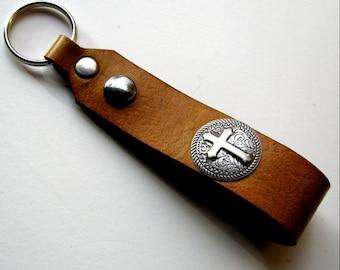 Christian key fob | Etsy