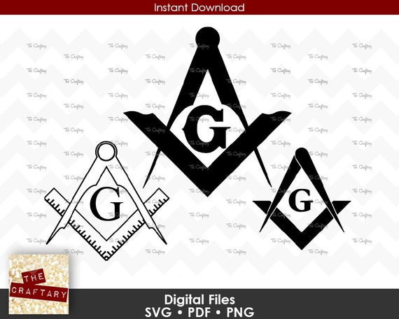 Masonic Freemason Compass Square Monogram Blue Essential Tote Free Mason Gift