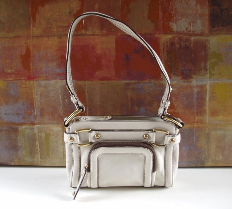 Just in my handbag: Silver
