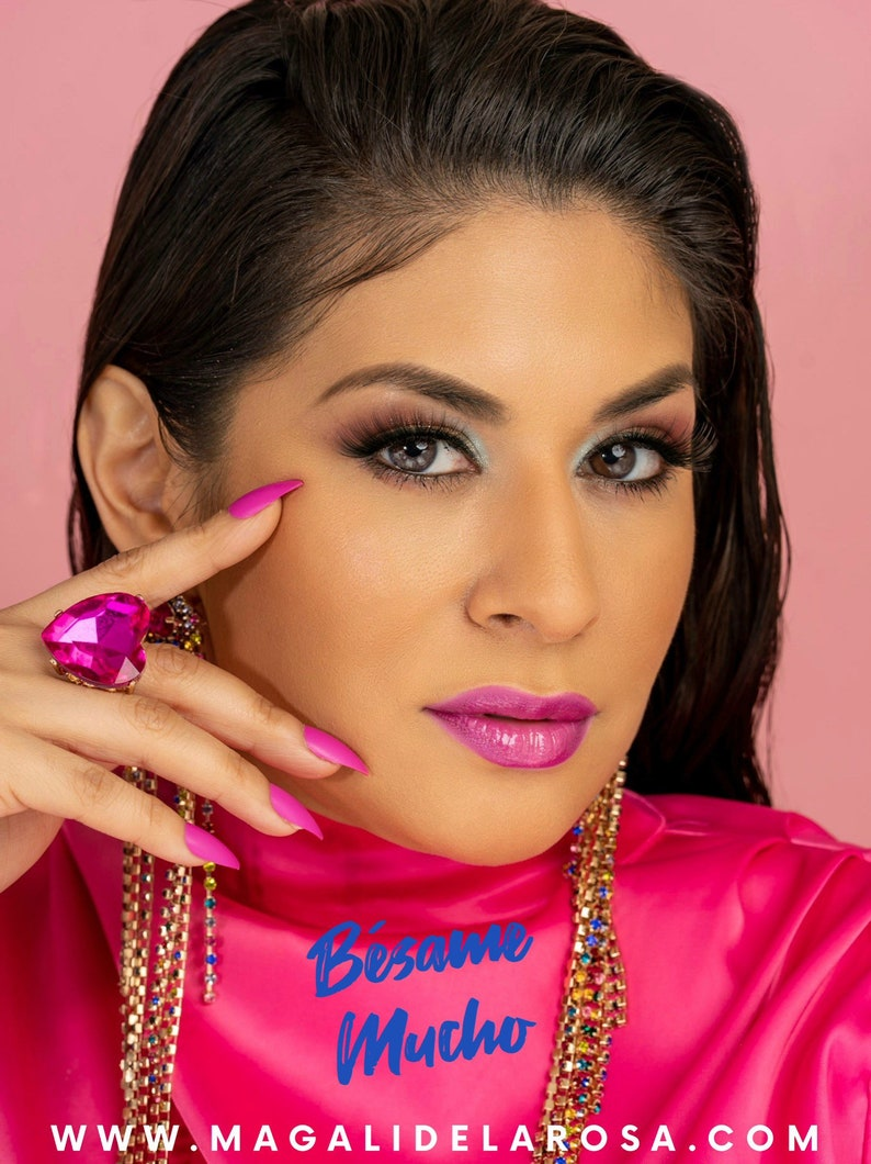 Bésame Mucho Lip Gloss Kit by Magali Delarosa image 0