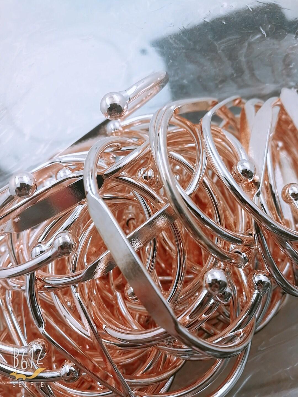 5Pcs Silver//Rose Gold Plated Brass Blank Bangle Settings Flat Cuff Bangle TPJ026