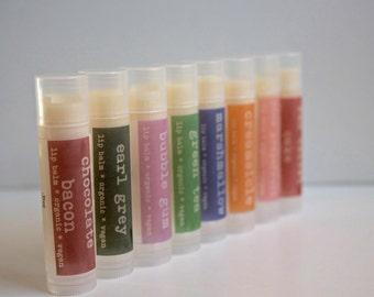 Pick 3 Lip Balms for 10.00 Lip Balm Sale, Lip Balm Discount, Lip Balm Gift Set