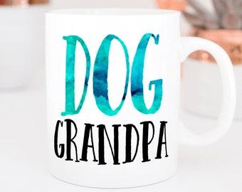 Dog Grandpa Mug