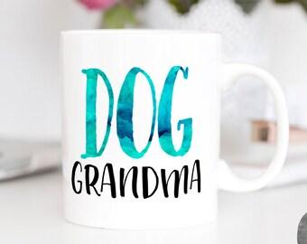 Dog Grandma Mug