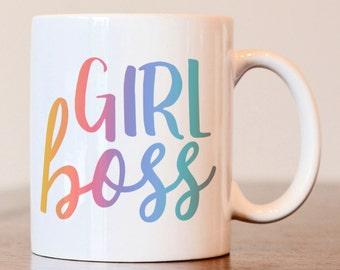 Girl boss mug, lady boss mug, entrepreneur gift, entrepreneur mug, gift for girl boss, consultant gift, girl boss mug, girl boss, lady boss