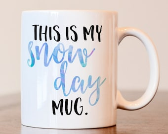 Winter/Christmas Mugs